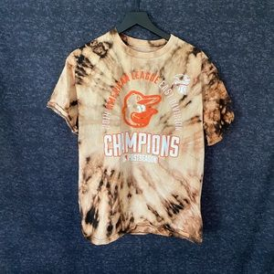 Baltimore Orioles Acid Washed Tee